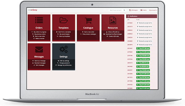 Revive Web Portal Example